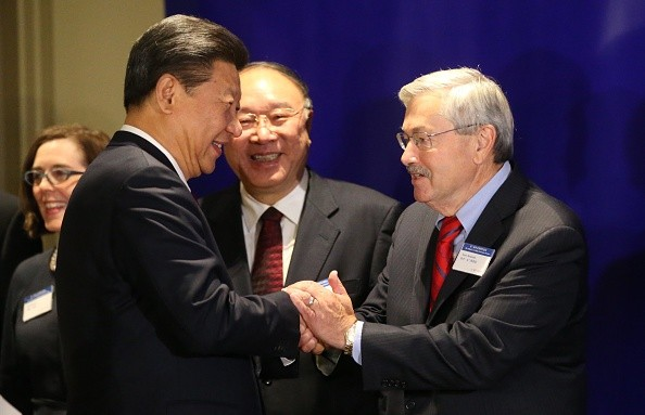川普提名驻华大使:将在人权等方面对华施压