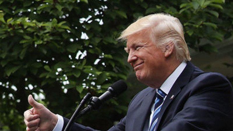 川普公布出国访问日程 直言: 容忍是和平基石