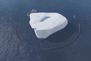 沙特公司研擬南極拖行冰山 供百萬人5年用