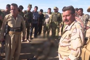 IS變裝潛入攻擊 伊拉克美軍顧問駐紮基地2死6傷