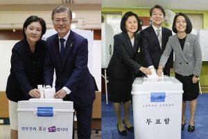 韩新总统就职一切从简 面对挑战一箩筐