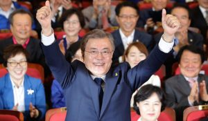 韓國大選 文在寅當選 祖籍朝鮮