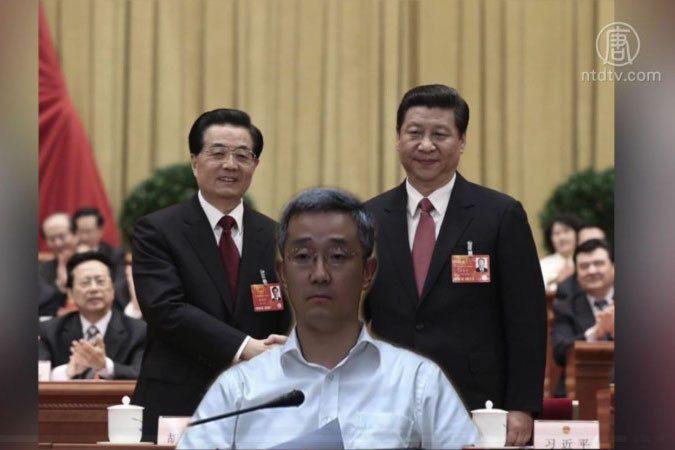 胡锦涛子高调出镜 身穿迷彩服徒步行军8公里
