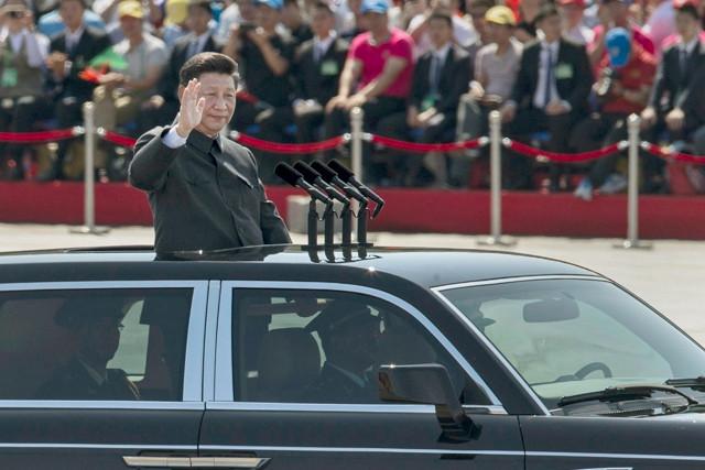 中共領導人另類着裝 西服夾克藏玄機