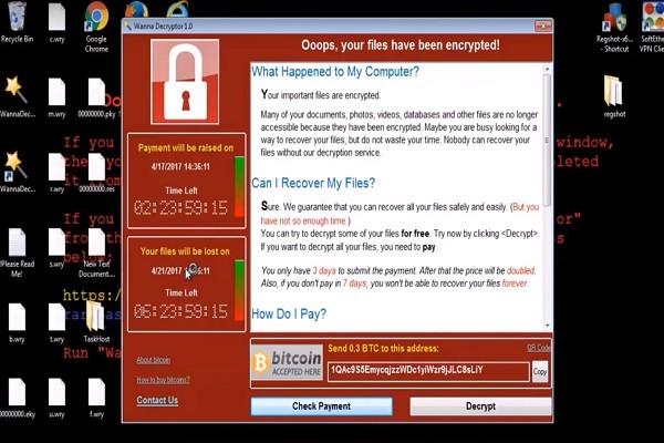 """多国遭骇客网攻""""勒索"""" 研究员找到停止病毒扩散方法"""