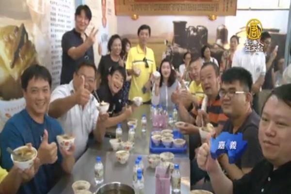 歡慶母親節 嘉義辦吃碗粿比賽 日本人聞香而至