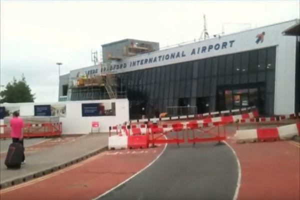 发现可疑包裹 英国里兹布拉德福机场关闭