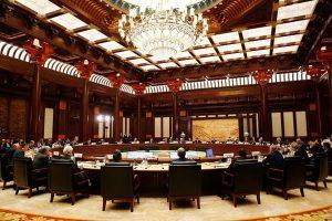 搅局一带一路峰会绑架北京?朝大使突发挑衅言论