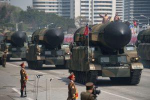 朝鮮疑射新型中遠程導彈 美專家:絕對堪憂