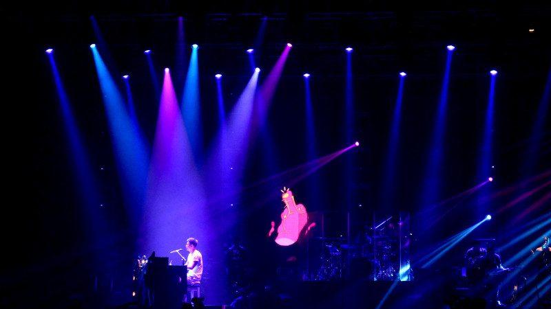李榮浩新加坡首度開唱 歌迷們大呼過癮!