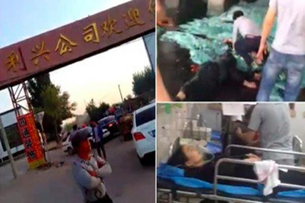 河北化工廠毒氣洩漏20死傷  內幕遭封殺