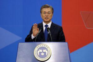 """韩总统数小时内表态逆转:与朝冲突""""可能性非常大"""""""