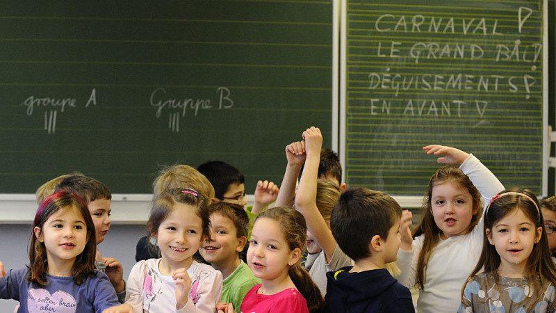 德國的強大,在小學教師的講台上就決定了!
