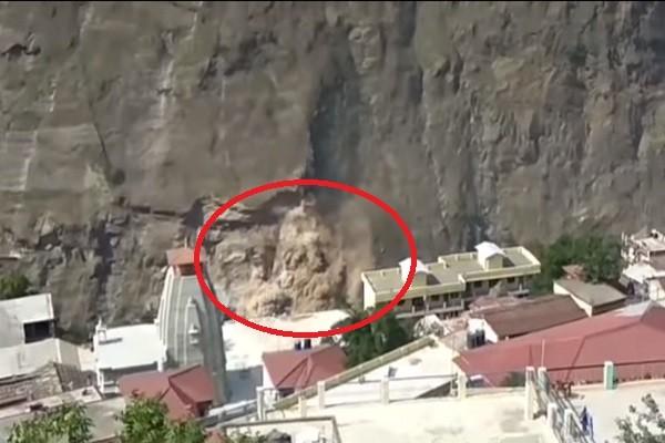 印度喜马拉雅山区大山崩 约1万4000人受困(视频)