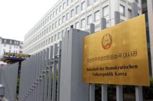 朝鮮駐德大使館賺黑錢 逃千萬稅款賴皮不交