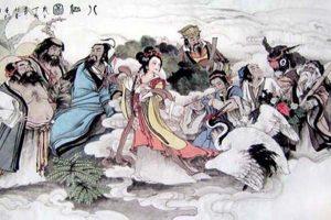 為什麼中國古人稱道士為「羽客」?