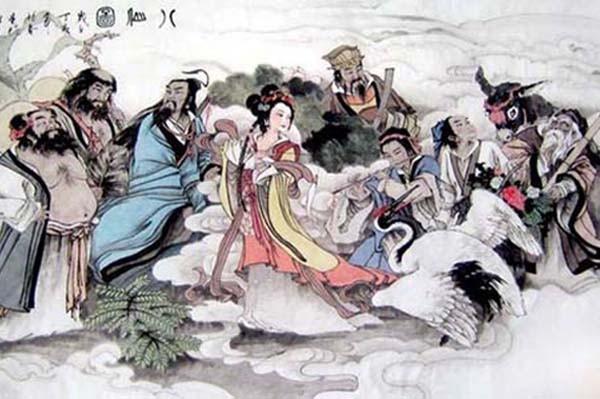 """为什么中国古人称道士为""""羽客""""?"""