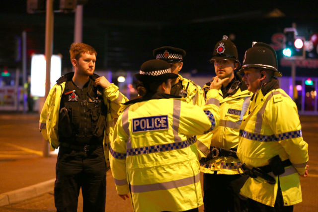 英演唱会爆炸案 传警方已掌握炸弹客身份
