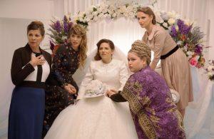 敲婚期比檔期還難 《我就是要結婚!》奧茲澤哈維太紅結不了婚