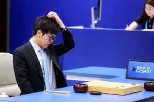 首局敗給AlphaGo 柯潔:我輸的沒什麼脾氣