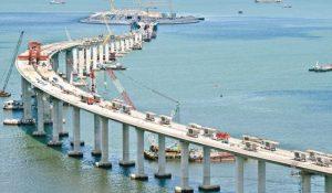 耗資千億的「豆腐渣」?  港珠澳大橋香港段貪污造假曝光