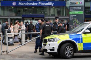 曼城恐攻 1女获释  8男遭拘留调查