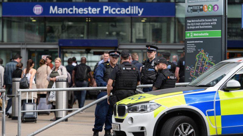 曼城恐攻 1女獲釋  8男遭拘留調查