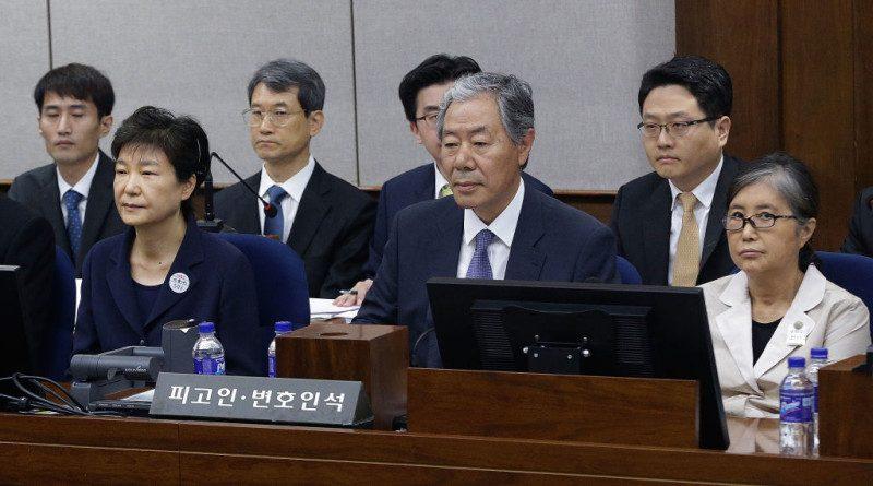 朴槿惠親信門 崔順實之女接受遣返韓國受審