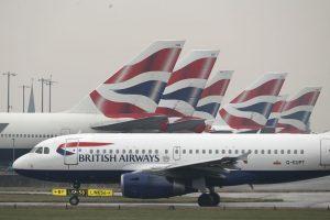 英航电脑故障 疑影响全球航班大延误