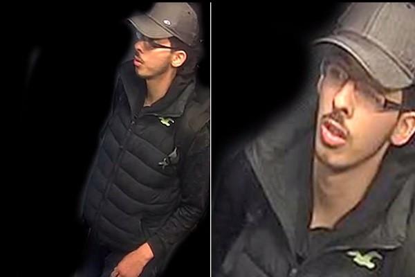 曼城自杀炸弹客犯案前身影曝光 警吁民众提供线索