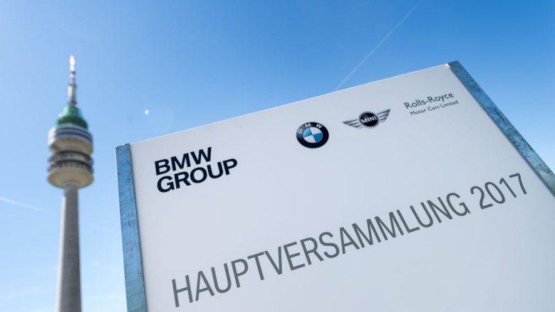 德国BMW惊传停工  大陆南非厂均受影响