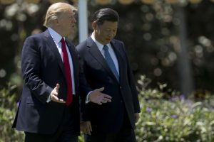 川普回應射彈:朝鮮不屑中國  習近平依然很拼