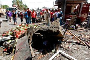 伊拉克首都連環爆 共35死逾100人傷