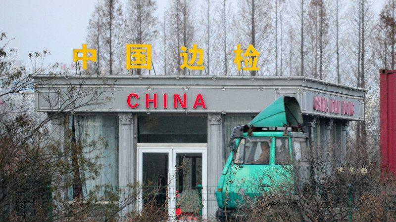 中方低调制裁 限入朝货量 朝鲜物价飞涨