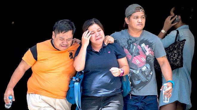 马尼拉赌场枪击案共37死 嫌犯面貌曝光