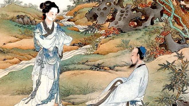 【民间传说】苏东坡与奇女子琴操的传奇佳话