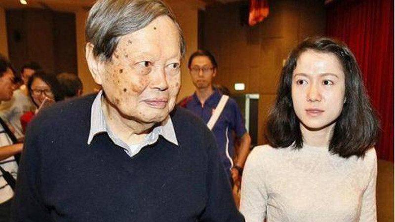 彻底搞乱13亿中国人思维 传杨振宁玄孙女嫁给翁帆父亲
