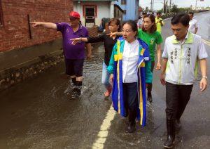 嘉义频传淹水 5乡镇停班停课 阿里山公路暂封