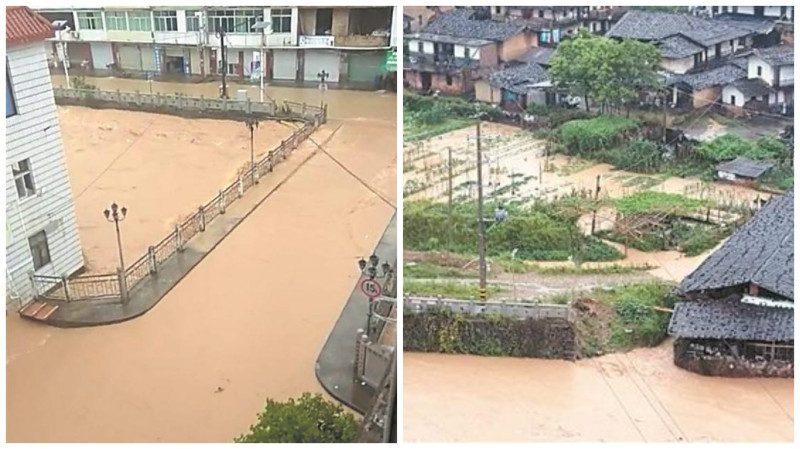 南方多省遭暴雨輪番侵襲 福建疏散逾4萬人