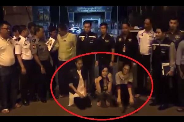 泰女公关遭腰斩分尸 3女嫌逃至缅甸被捕