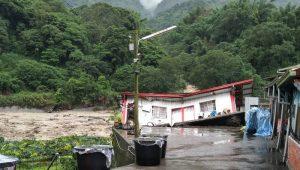 鋒面不走 北台灣強降雨 中南部午後雨勢趨緩