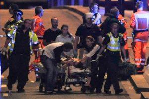 親歷者憶倫敦血腥恐襲:看人就撞 抓到人就割喉