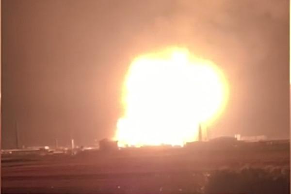 山东临沂石化公司大爆炸 至少8死9伤(视频)