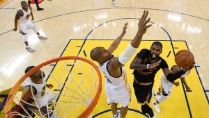 NBA決賽 勇士再勝騎士 破多項紀錄
