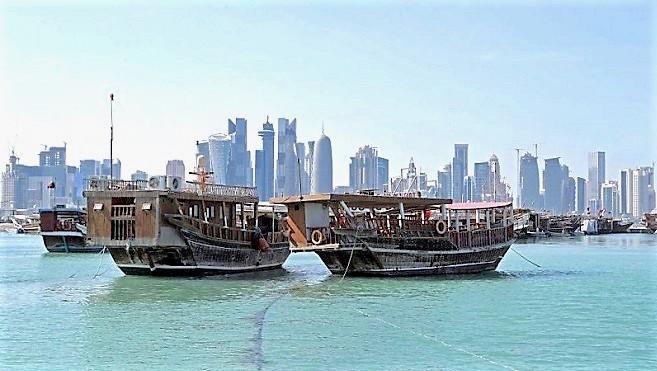 中東局勢突變 油價先漲後跌 卡塔爾民眾囤物資
