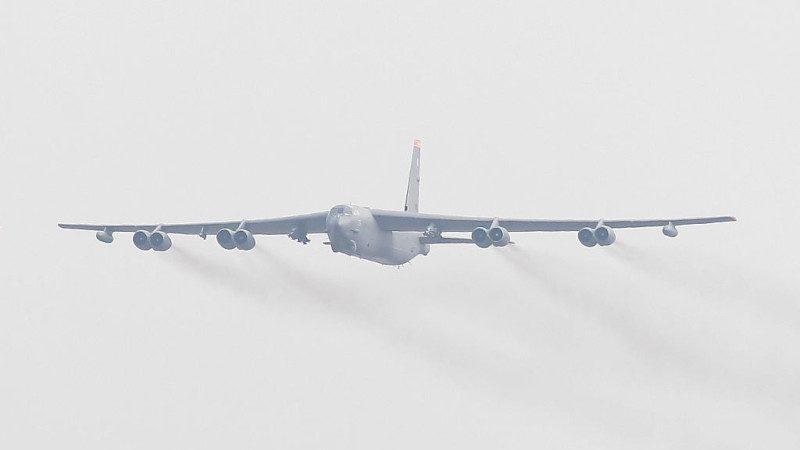 美轟炸機飛波羅的海 俄派戰鬥機攔截