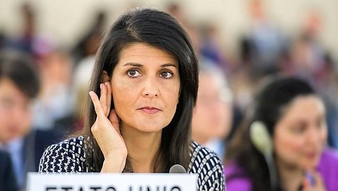 美指UN人权理事会无作为 抨击中共不够标准