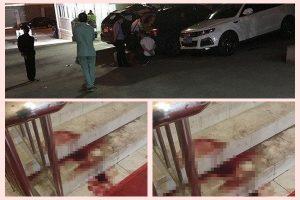 南京群殴血案 7人死伤 现场血污满地