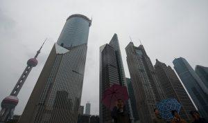 滬全球第二高樓空置率增長 被稱為「直立鬼城」
