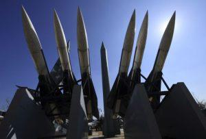 頻率空前 朝鮮再射數枚疑似地對艦飛彈